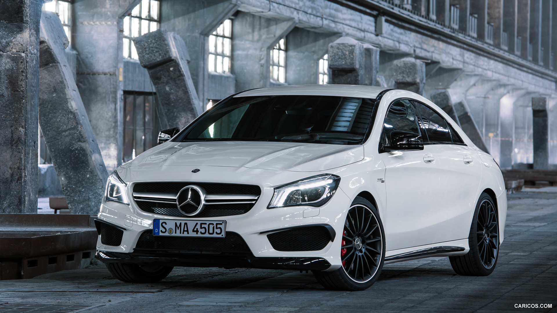 Drive spot the mercedes benz cla 45 amg shooting brake for Mercedes benz cla 45